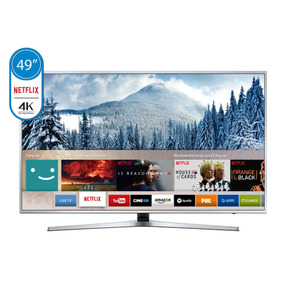 Smart Tv Led 49 4k Uhd Samsung Un49ku6400