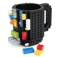 Caneca Lego 3d + Brinde Lego, Várias Cores Preta Geek Nerd