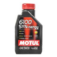 Óleo De Motor Motul 5w30 6100 Syn-nergy Technosynthese 1lt