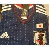 Camisa Japão Seleção Japonesa 2018