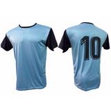 Camisetas De Futbol Numero Pack Por 10-14-16 Ou