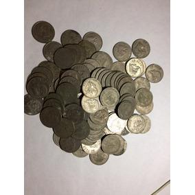100 Monedas Mexicanas Antiguas De 1 Peso