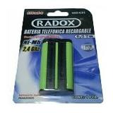 Bateria Tipo Panasonic Para Telefono Casa Hhr-p104 Winners