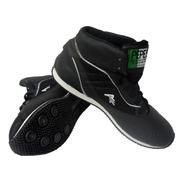 Botas De Boxeo Zapatillas Pepesa Tipo Corta Piel