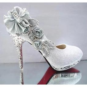 Sapato Feminino De Luxo Importado *frete Grátis*