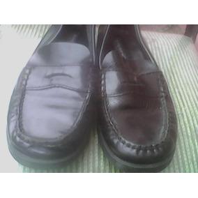 Zapatos Escolares Sperry Tod Sider Talla 34 1/2