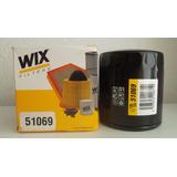 Filtro De Aceite Wix 51069 = Ml-30 Al Mayor Chevrolet