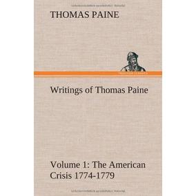 Libro Writings Of Thomas Paine