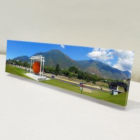 Cuadro Mdf Esfera De Soto Medidas 40 X 10 Cm Foto Canvas