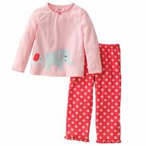 Pijama Para Bebé Niña Carters (18 Meses)