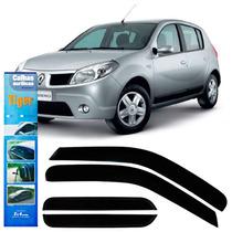 Calha De Chuva P/ Renault Sandero Até 2013 Rn7423 4 Portas