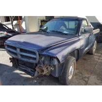 Sucata Dodge Dakota 2.5 Gasolina 1999 - Venda De Peças !!