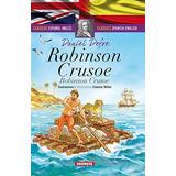 Robinson Crusoe (clásicos Español Inglés); Susa Envío Gratis