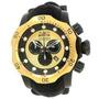 Relógio Gw8 Invicta Sea Dragon 20443 Preto Dourado 53mm Novo