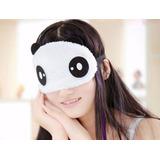 Máscara De Dormir - Tampão De Olho - Panda - Criativa