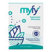 Fibra Vegana Soluble Myfy Digestión Probióticos Prebióticos