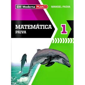 Matemática 1 Moderna Plus Manoel Paiva Ebook + Resoluções