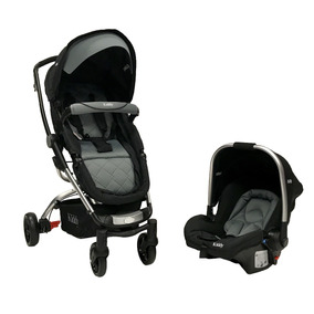 Cochecito Bebes C/huevito Travel System 3 En 1 Kiddy Eclipse