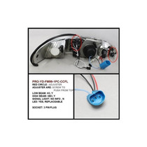 Spyder Auto Pro-yd-fm94-1pc-ccfl-c Ford Mustang Cromo Ccfl P
