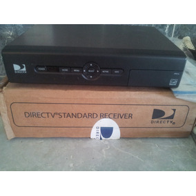Decodificador Directv L12 Kit Completo Con La Antena Y Cable
