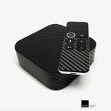 Apple Tv Skin Protector Fibra De Carbono