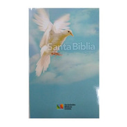 Biblia Reina Valera 1960 Económica 1m Tapa Azul Paloma