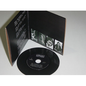 The Beatles - Black Album - Cd (original E Lacrado)