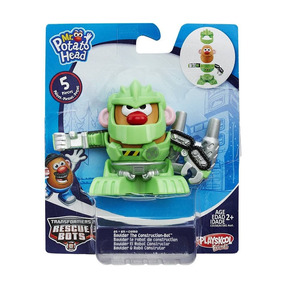 Cara De Papa Mini Figuras Transformers Original Hasbro