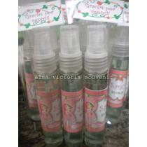 Souvenir Frutillitas Perfume Personalizado X 10 35cc