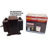 Autotransformador 3000va P/ Ar Condicionado 7 A 12000 Btus