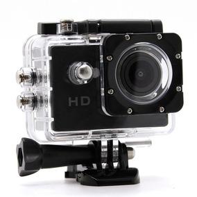 Sports Cam Câmera Filmadora Prova Dágua Estilo X4000 Hd720p