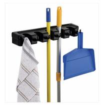 Colgador Ahorra Espacio Tus Articulos De Limpieza En Orden