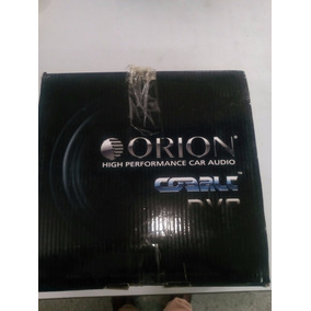 Bajo Orion 10 Pulgadas 550watts 4 Voice