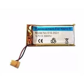 Bateria Para Ipod Nano 6 Geração 3.7v