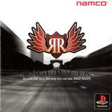 Jogo Rage Racer Ps1 Japonês Completo E Original