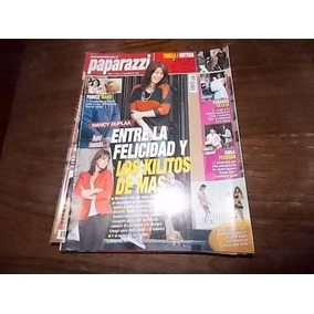 Revista Paparazzi Nancy Duplaa
