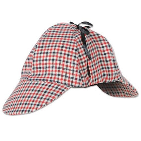 Beistle 60061 Sombrero De Cazador Un Tamaño Tan Negro Roj. feea4b71a3e
