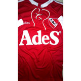 Camiseta Retro Independiente Titular Ades 1996
