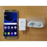 Samsung S7 Edge Gold Platinium