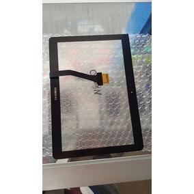 Tela Visor Touchscreen Samsung Tablet 10.1 N8000 P5110 Preto