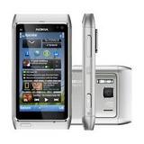 Nokia N8 3g Wi-fi 12mp,fm Gps 16gb+cartão16gb+garantia+nf