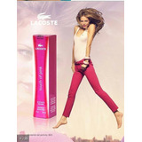 Perfume Touch Of Pink Lacoste Dama 30ml Tester