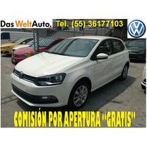 Volkswagen Polo 1.6, Std, Aire, 5p., 2017