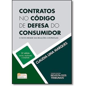 Livro - Contratos No Cdigo De Defesa Do Consumidor: O Novo R