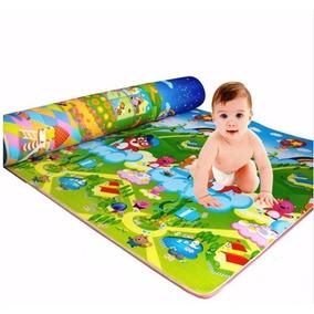Alfombra Tapete Infantil Bebés Niños Didáctico Actividades