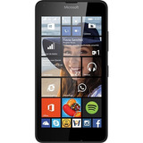 Smartphone Microsoft Lumia 640 Preto Dual Dtv (de Vitrine)