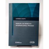 Scotti - Manual De Derecho Internacional Privado