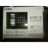 Tablet Coby Impecable