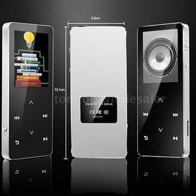 Portátil De 8gb Bluetooth Mp3 Música Reproductor Hifi