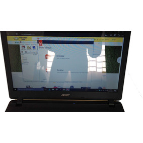 Notebook Acer Hd500 Ram4 Quad Core Garantia Nota Fiscal